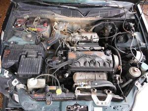 0102 Honda Civic Power Steering Rack | Gear Box & Pinion | Tie Rod
