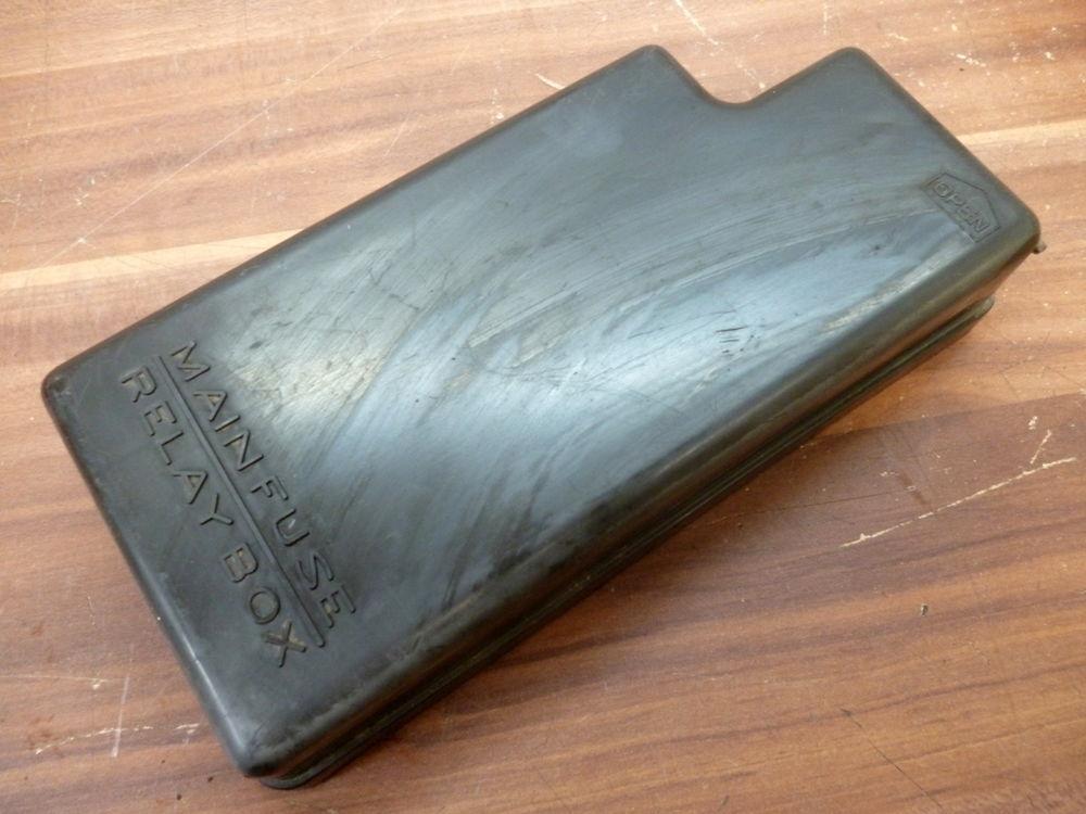 03 Subaru Legacy Fuse Box Relay Box with Fuses Relays   eBay