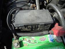 04 lincoln town car fuse box