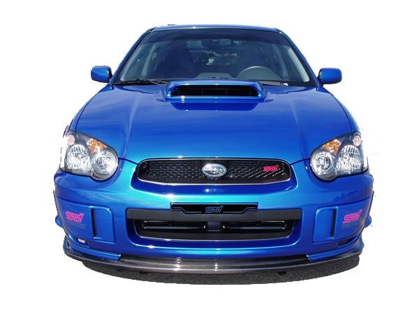 05 Subaru WRX STI Stock