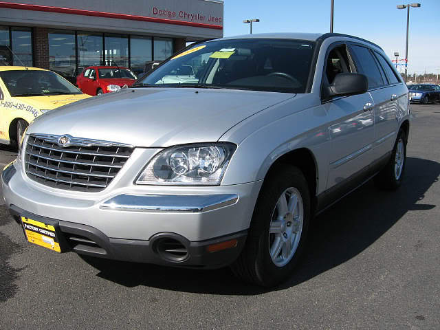 06 Chrysler Pacifica Touring