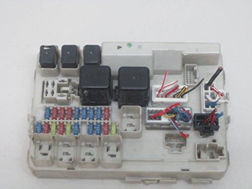 06 nissan altima body control module fuse box pp t30 m10 05 06 nissan