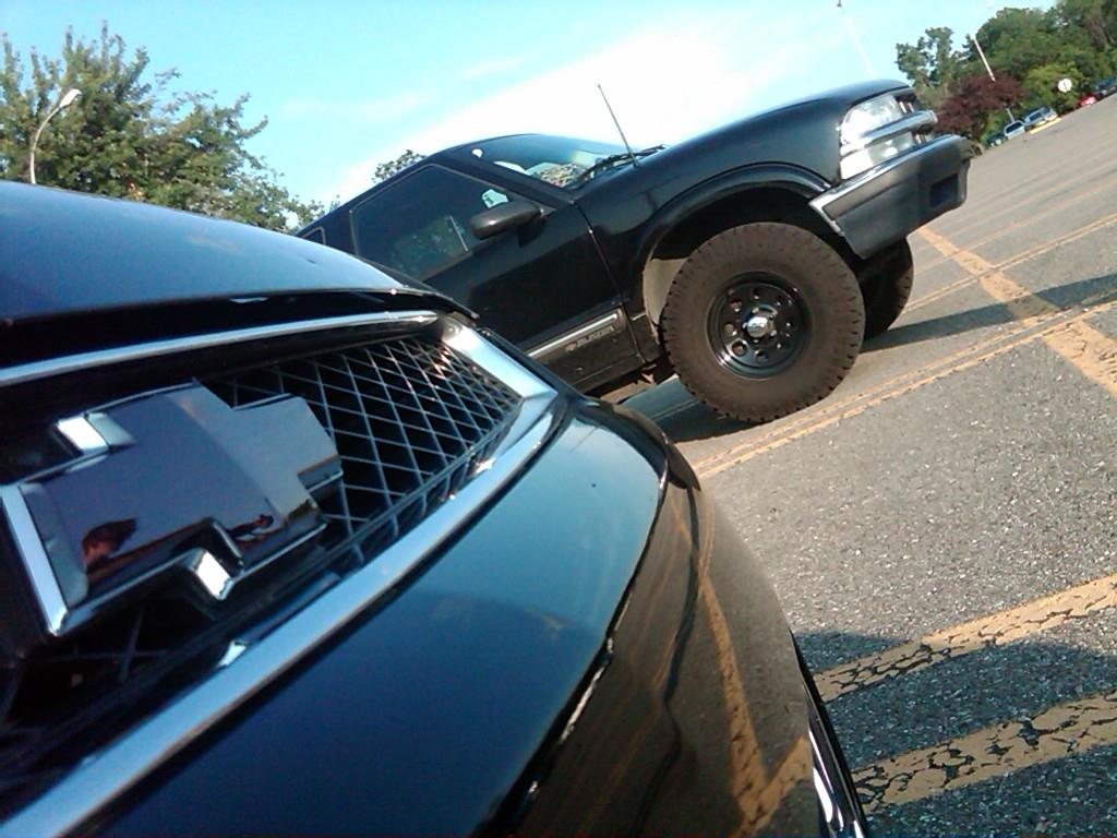07 Chevy Impala SS