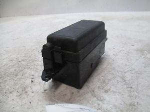 07 Mini Cooper Fuse Box Under Hood Fuse Box HT Cooper s 13631 | eBay