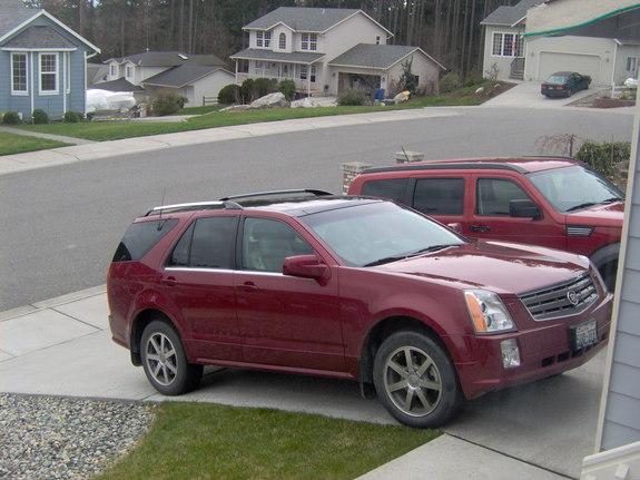 0911 2006 Cadillac SRX Mr. Bose | Flickr  Photo Sharing!