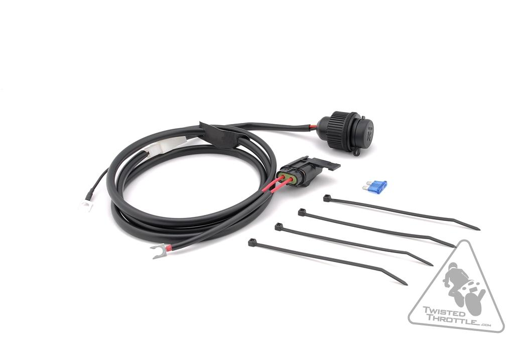 12V Cigarette Plug Wiring