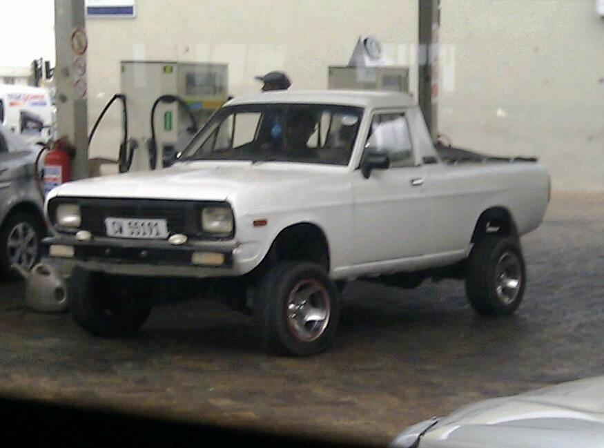 Nissan 1400 Bakkie For Sale In South Africa Image Details