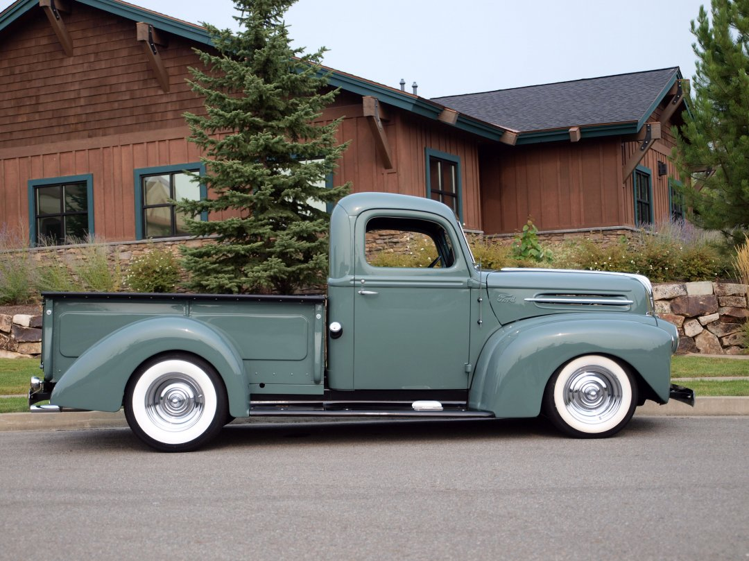1946 Ford 1 2 Ton Pickup Truck