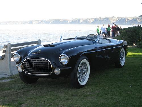 1952 Ferrari Barchetta