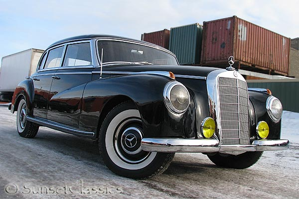 1952 MercedesBenz 300 Adenauer for Sale