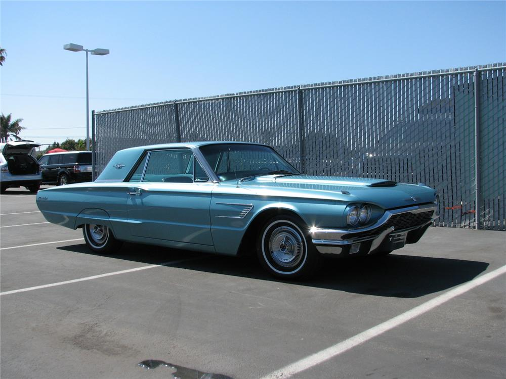 1965 2 Door Ford Thunderbird