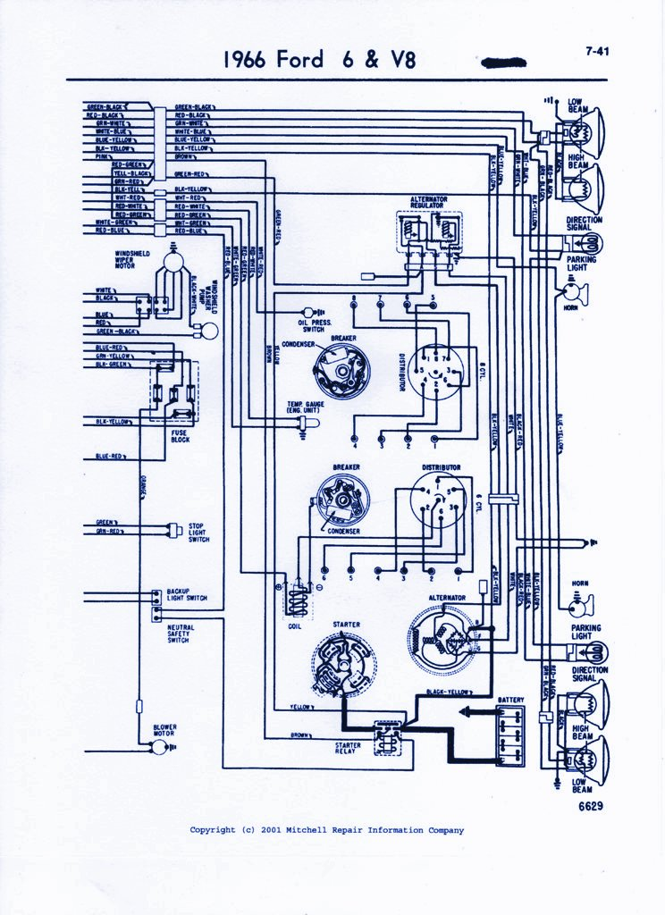 1966 ford thunderbird fuse panel diagram image details 1966 ford thunderbird wiring diagram