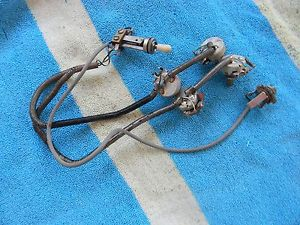 1966 Harmony Rocket Wiring Harness Vintage Harmony Wiring Harness Pots