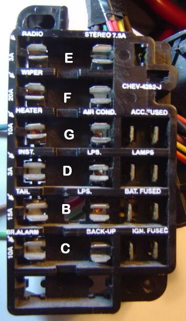 1965 pontiac fuse box online circuit wiring diagram u2022 rh electrobuddha co uk
