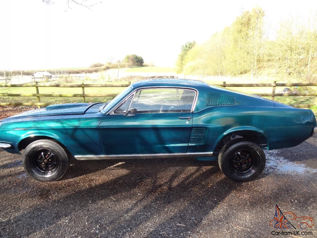 1967 Mustang Fastback Projects