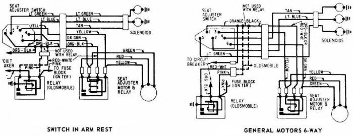 General Motors Wiring Schematics - wiring diagrams image free ...
