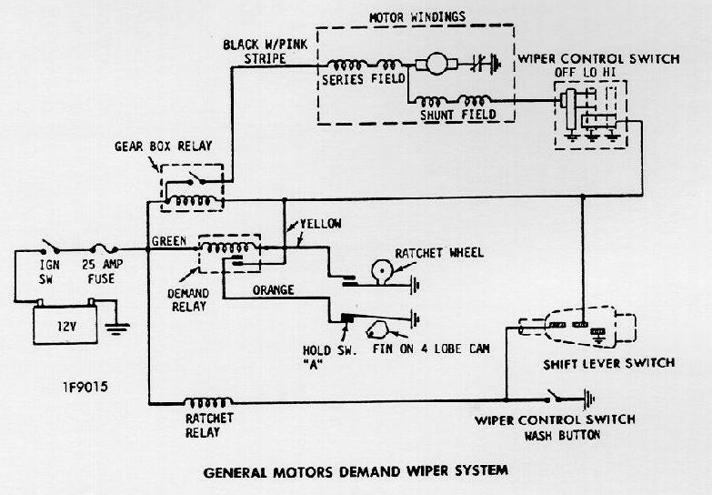 1969 camaro wiper motor wiring diagram image details rh motogurumag com