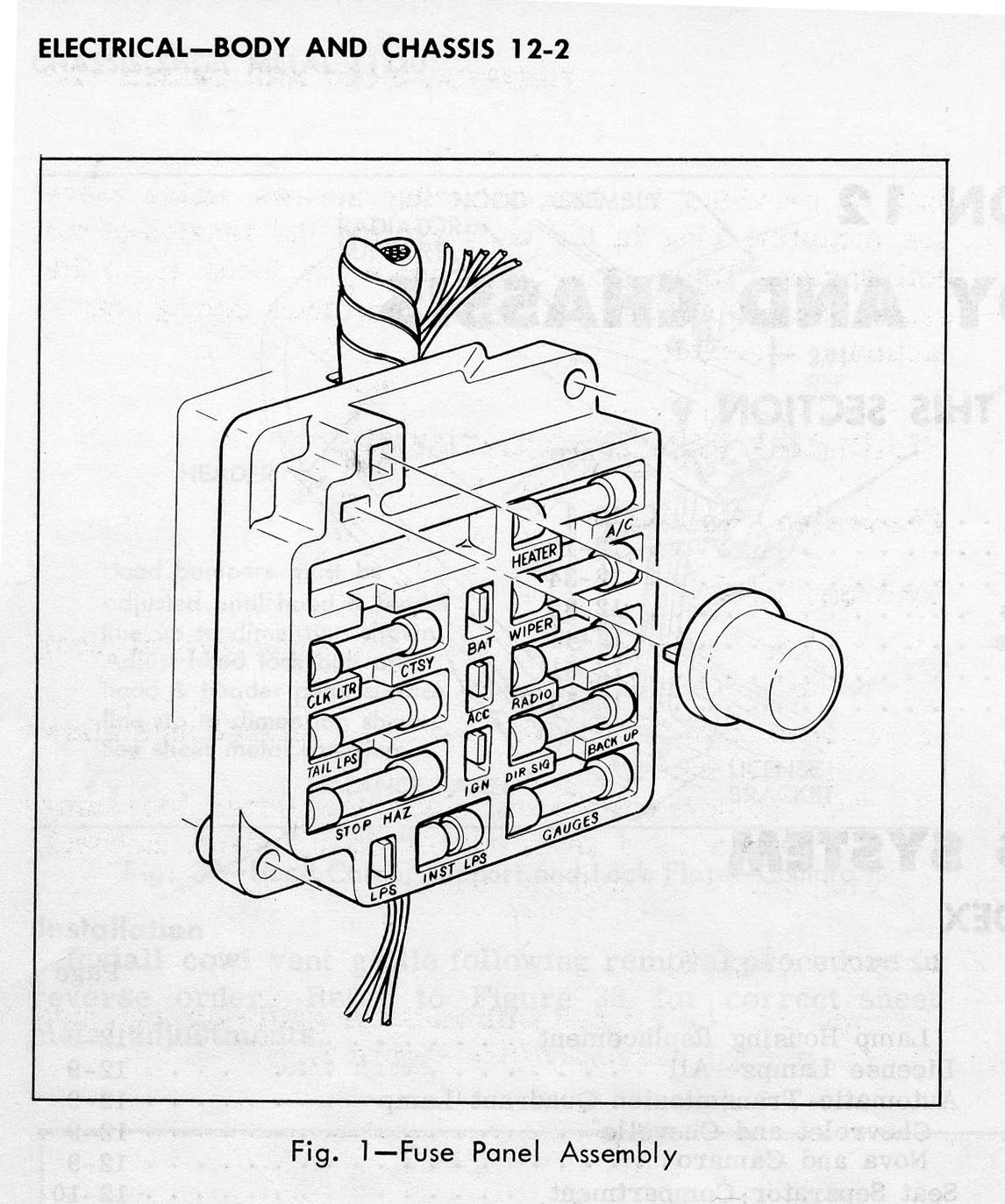1969 Mustang Fuse Box Diagram Free Wiring For You 1983 1965 Panel Ford Mach 1