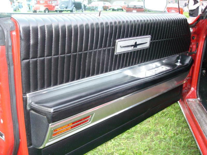1969 Ford Thunderbird Landau Coupe