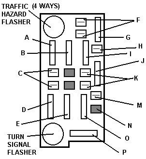 1973 Ford F100 Fuse Box on 1976 vw beetle wiring diagram