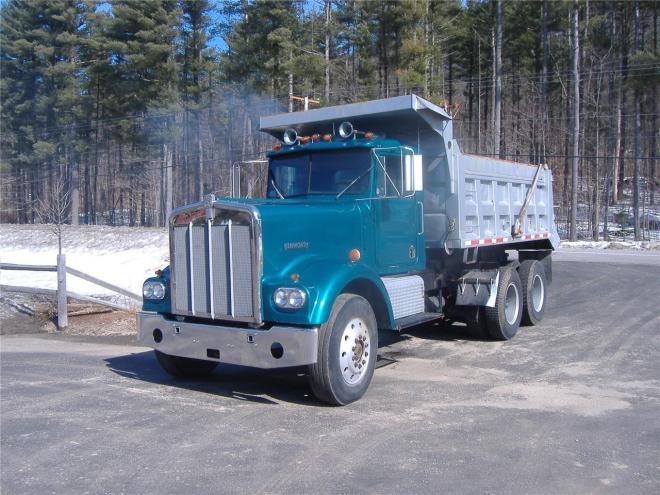 1976 Kenworth Dump Truck