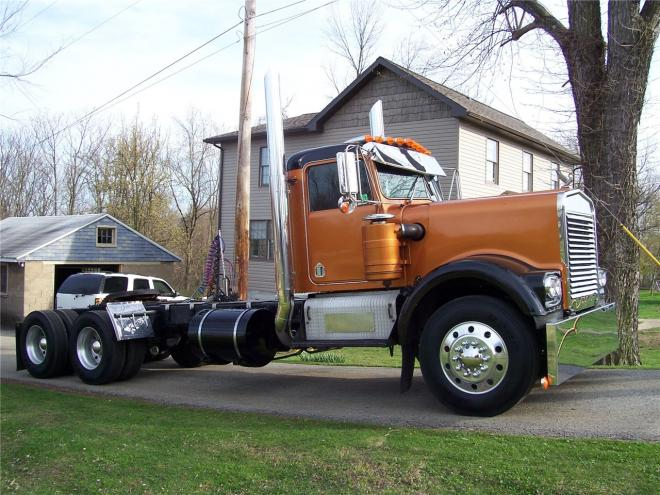 1976 Kenworth W900A for Sale