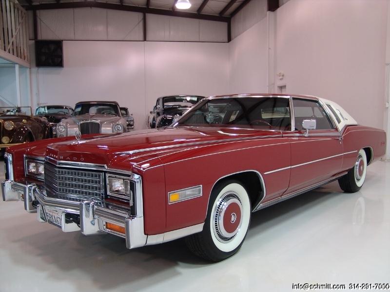 1978 Cadillac Eldorado Biarritz Classic