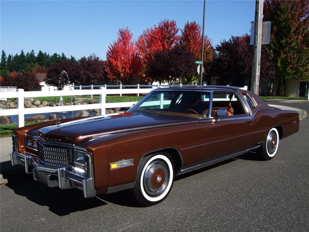 1978 Cadillac Eldorado Biarritz Coupe