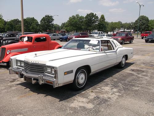 1978 Cadillac Eldorado Biarritz Parts