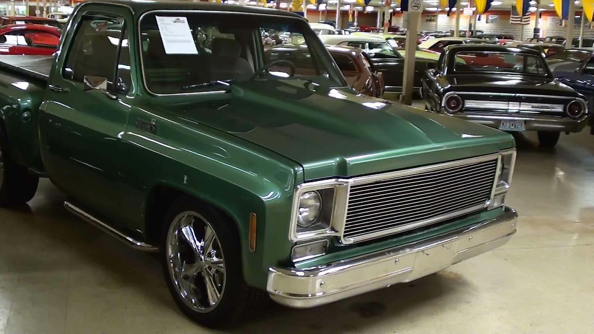 1978 Chevy C10 Stepside