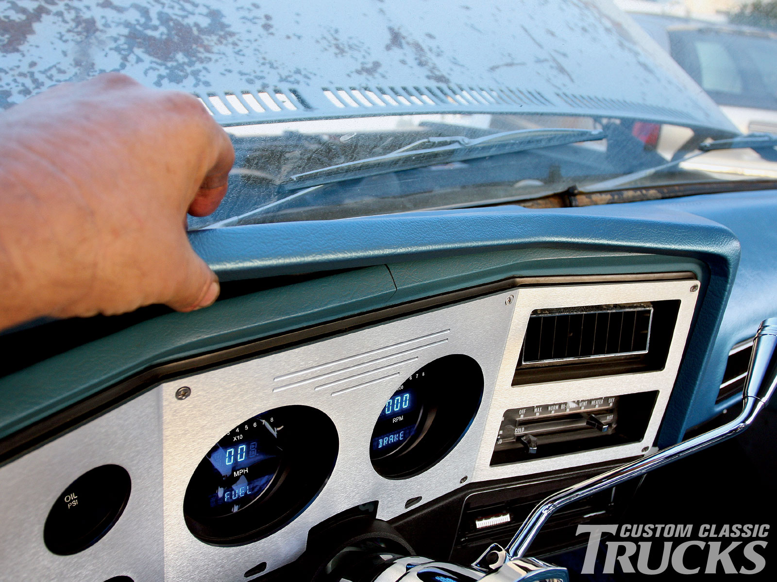 1978 Chevy Truck Steering Column
