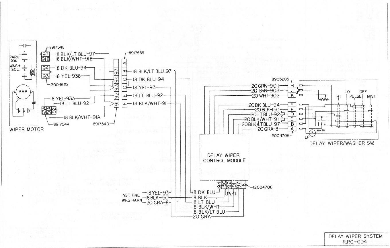 Fuse Box 92 Chevy Truck Wiring Library 1978 Diagram