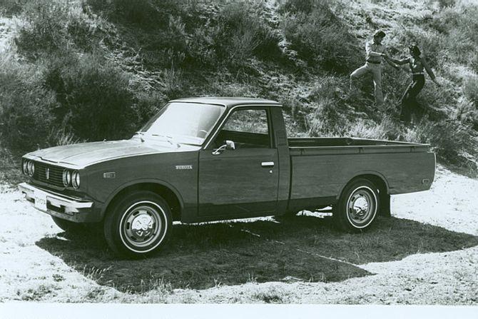 1978 Toyota Pickup