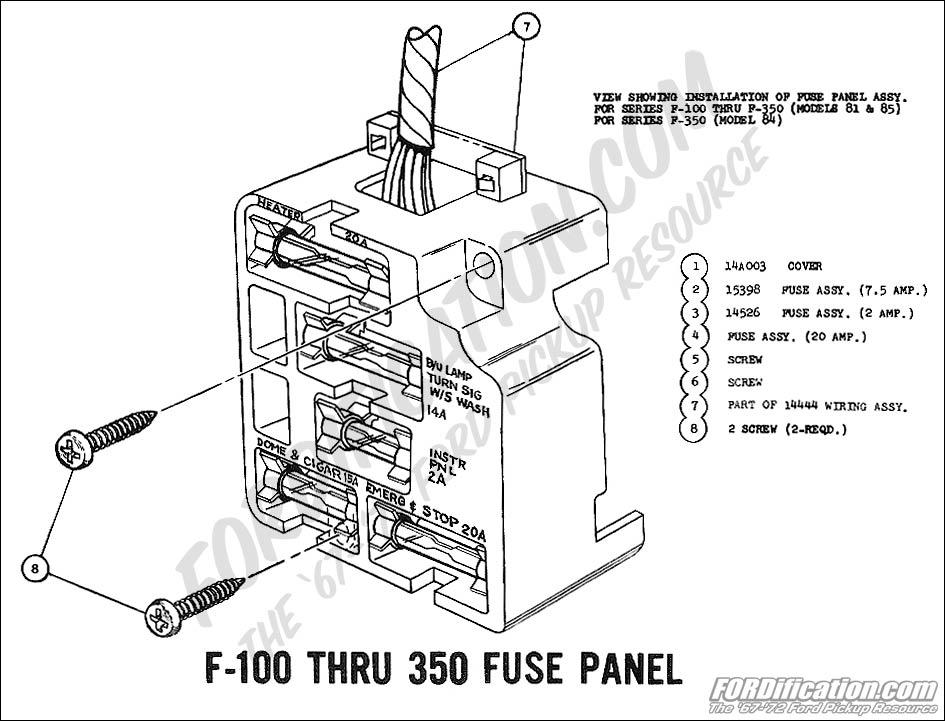1979 ford f100 fuse box diagram image details rh motogurumag com  1979 ford f150 fuse box diagram