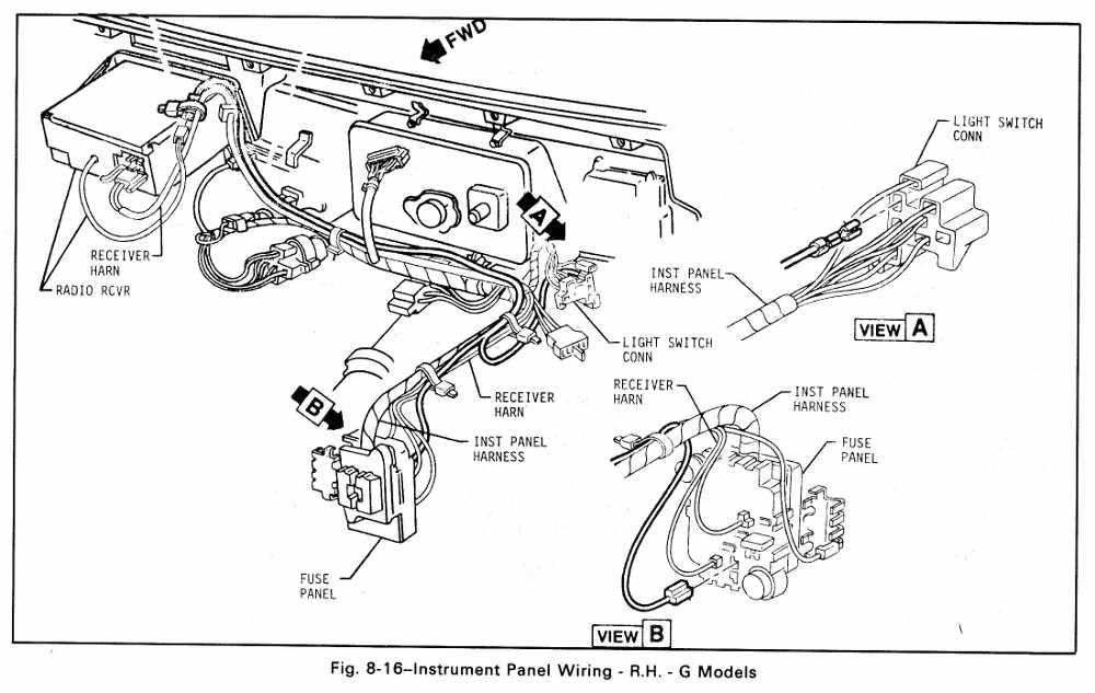 1979 chevy k10 fuse box 1979 wiring diagrams wiring diagrams