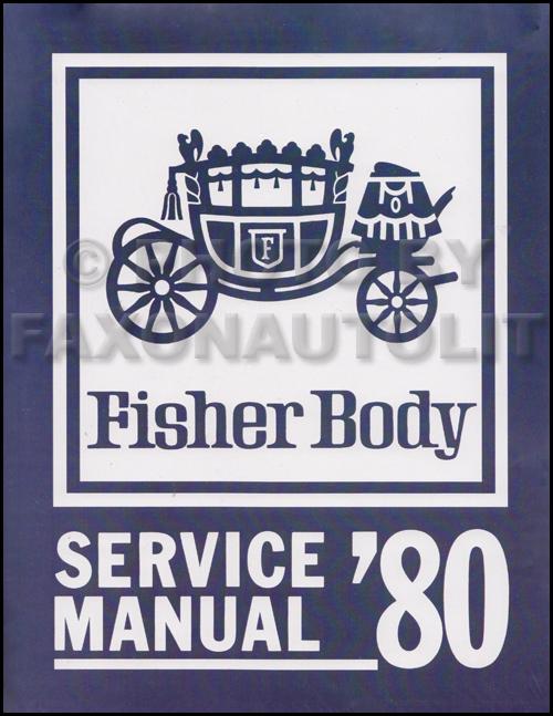 1980 El Camino Body Parts