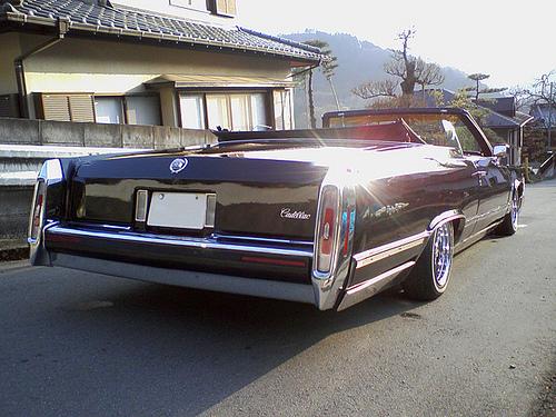 1981 Cadillac Convertible