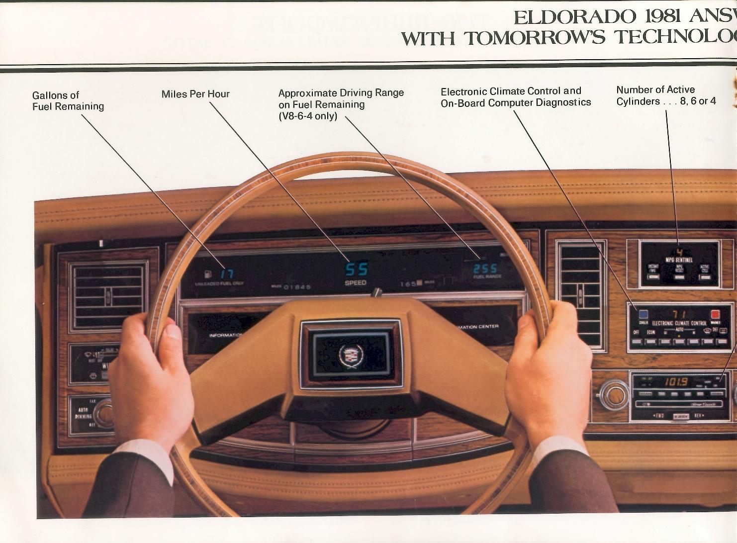 1981 Cadillac Sedan Deville