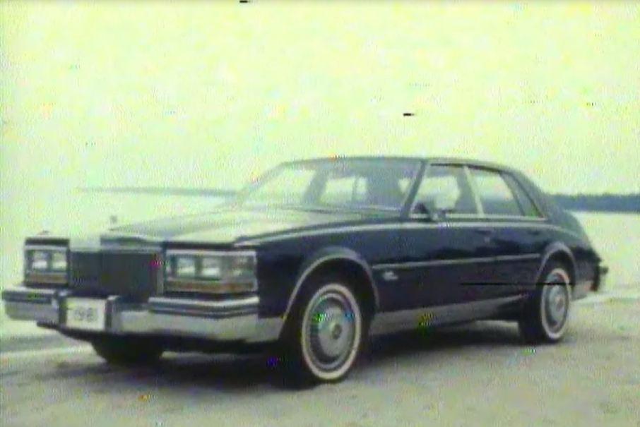 1981 Cadillac Seville