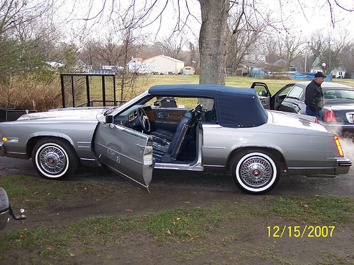 1983 Cadillac Eldorado convertible | Flickr  Photo Sharing!