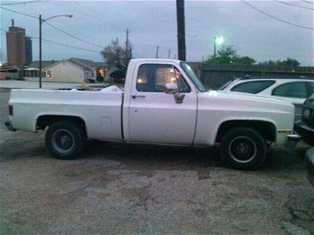1984 Chevrolet C10 Pick Up