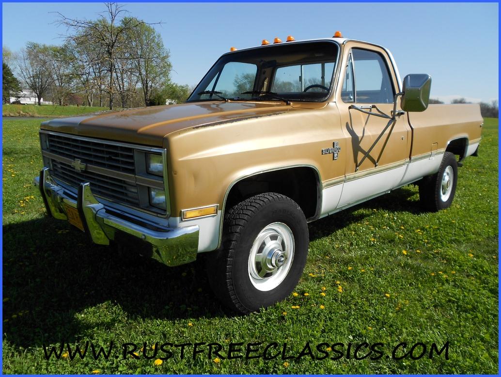 1984 Chevy 1 Ton 4x4