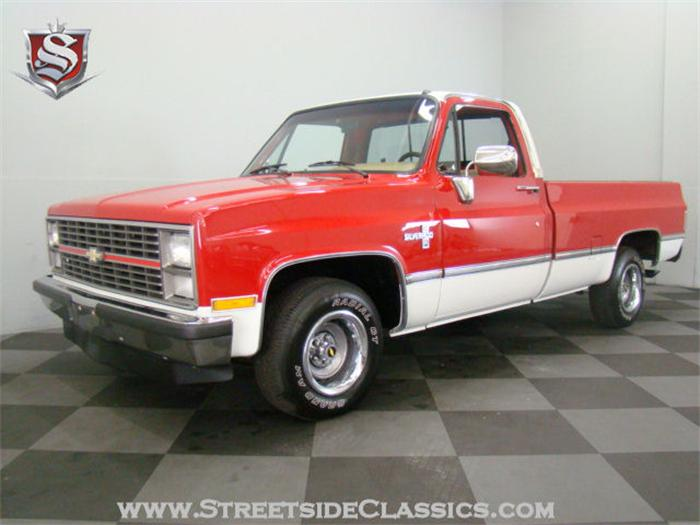 1984 Chevy C10 for Sale