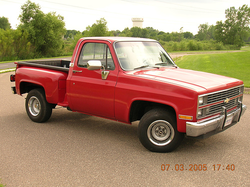 1984 Chevy C10 Stepside