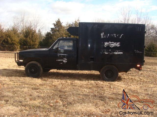 1984 Chevy Military Ambulance