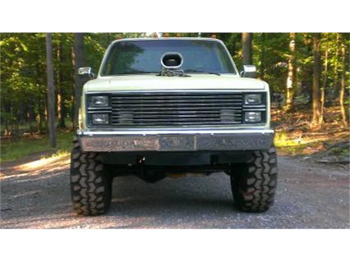 1984 Chevy Truck 4x4