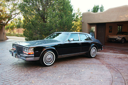 1985 Cadillac Seville Elegante Image Details