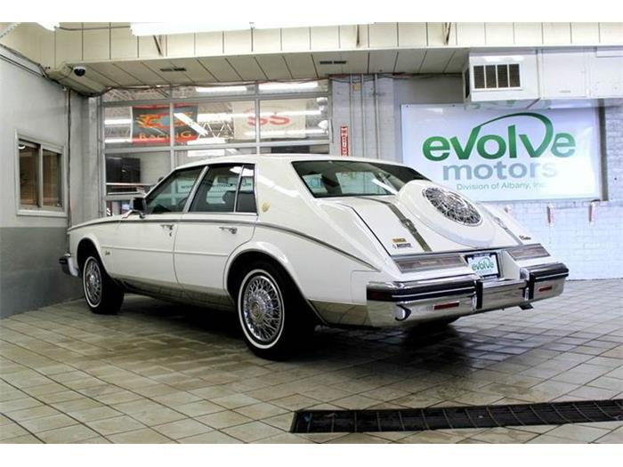 1985 Cadillac Seville for Sale | ClassicCars.com | CC698710