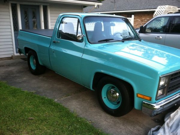 1985 Chevy 3 4 Ton 4x4 for Sale - image details