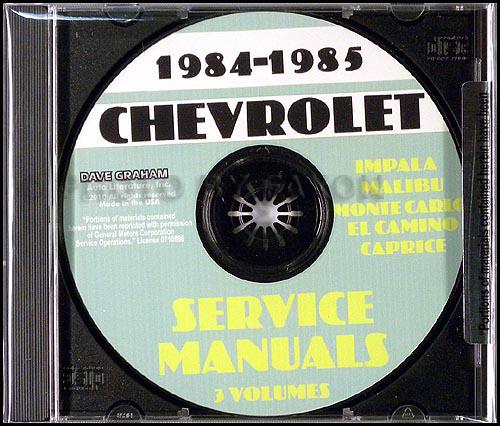 1985 Chevy Monte Carlo